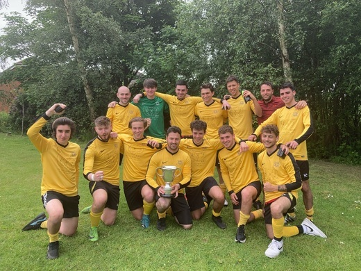 Haroldeans lifted MJSL title as Maccabi edged champions and Jewventus beat Reich