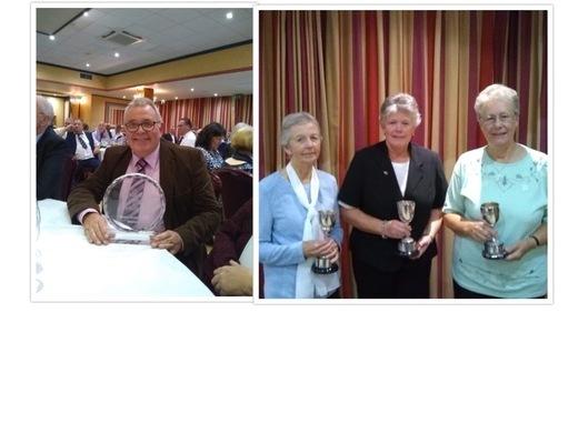 Bowls Devon awards lunch
