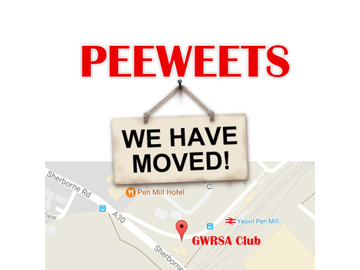 Peeweets move venue