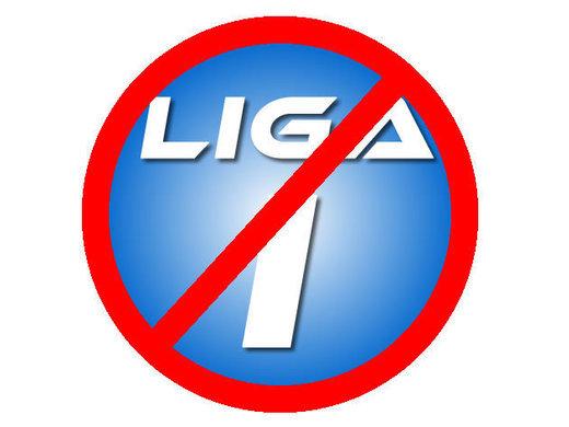 Geen Liga Indoor!