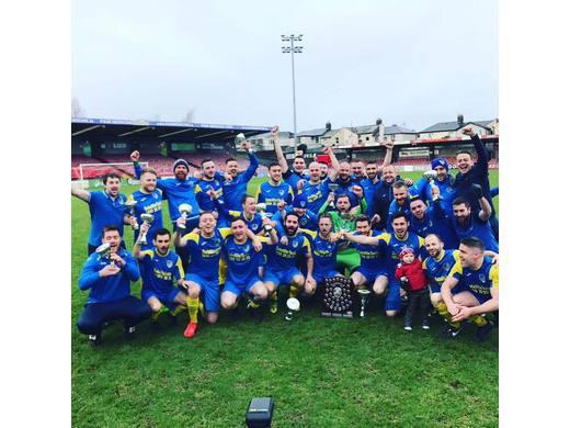 2017/28 Shield Winners