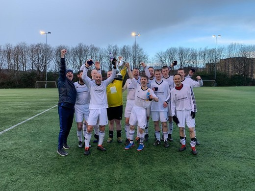 Undefeated Unreal Madrid clinch SUFL league title 2019