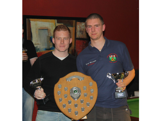 House Doubles Winner - Martin Ray  - Ryan WIlliams