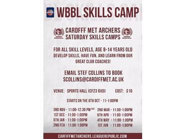 WBBL skills camp