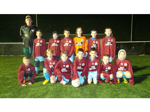 U10 MDL Friday Parkvilla v Summerhill