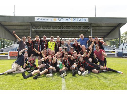 Newport/Mulranny Wanderers McDonnell Cup Winners 2019