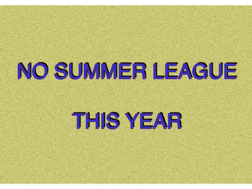 SUMMER LEAGUE 2020