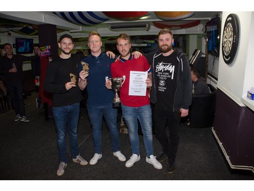 Vaga Boys - Div 2 Winners