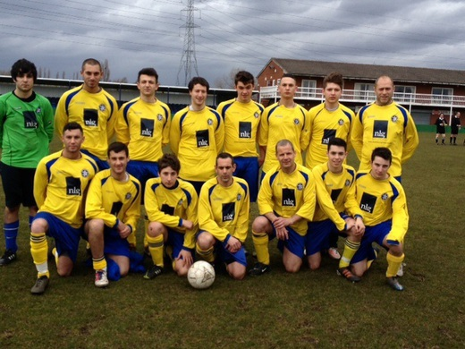 2012-13 Maccabi Mcr 2nd (MJSL Runners-Up)