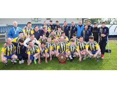 Killala - Connacht Shield Winners 2019