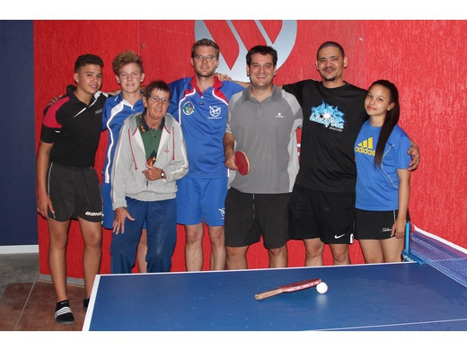 Table Tennis Season's Open dominated by SKW
