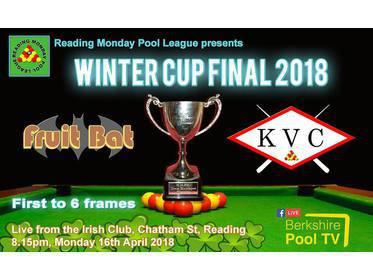2018 WINTER CUP FINAL