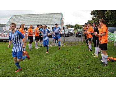 Straide & Foxford United v Ballina Town - 09/09/18