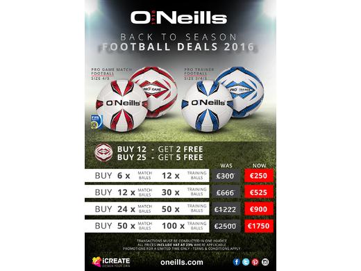 Deals on Match Balls