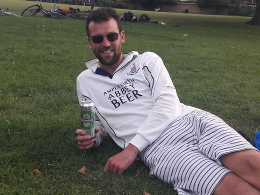 Tom Dollard: 92* for Coach & Horses v London Fields 2016