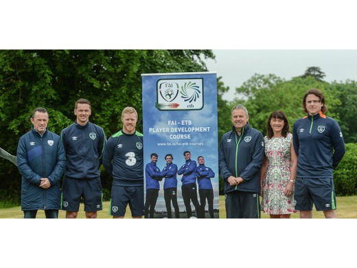 The FAI-ETB Player Development programme - A great opportunity!!