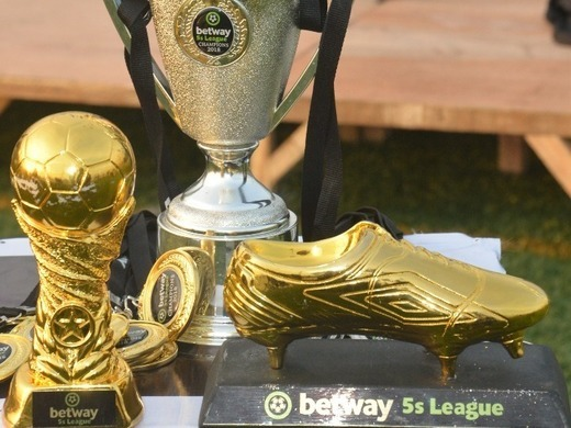 Photos from The betway5sleague 2018 finals