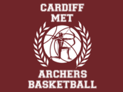 Cardiff Met Archers Basketball Club - Club Logo