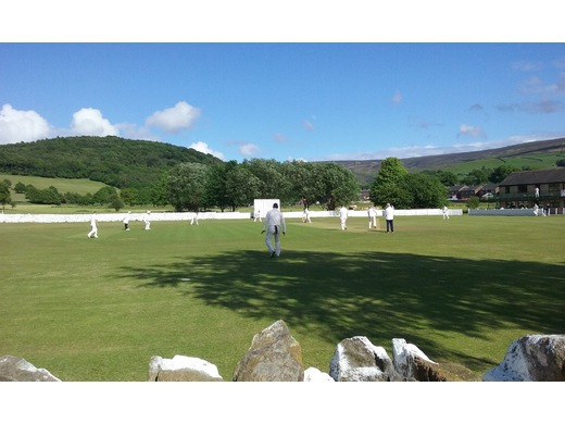 Old Glossop vs CCCC 1st XI 04/06/17