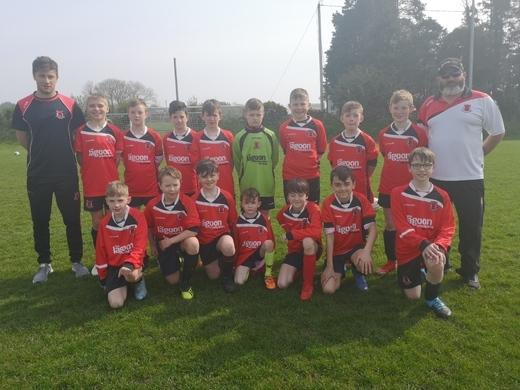 Drinagh Rangers U12 - 2019 Season