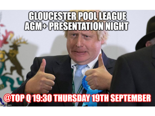 2019 AGM & SUMMER PRESENTATION NIGHT