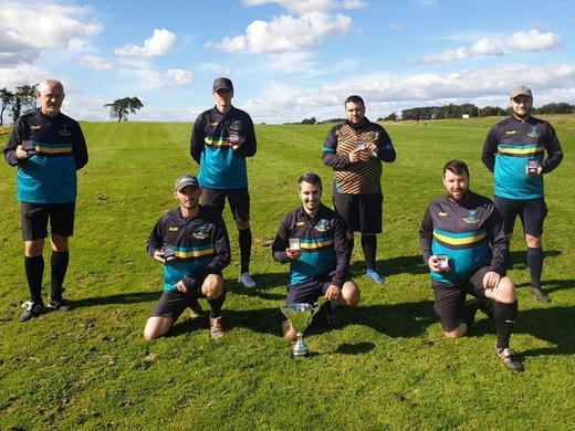 NFCL Champions Victorious in Scottish Club Cup