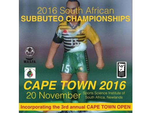 SA Open 2016
