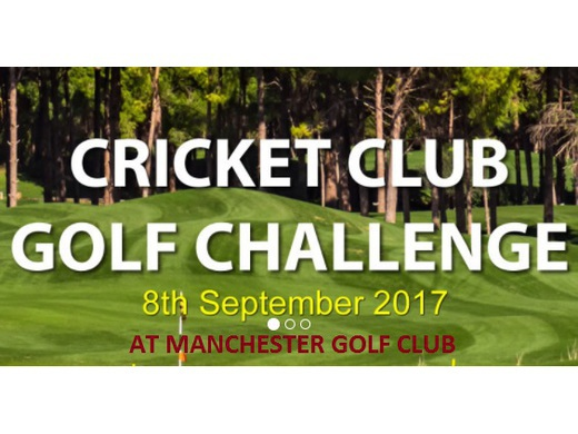 CRICKET CLUB CHALLENGE GOLF DAY