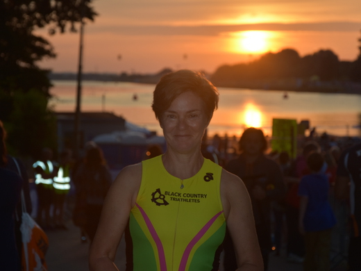 "Outlaw Triathlon, Nottingham -  Race Report (more of a race ""gush"")"