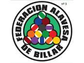 Federacion Alavesa de Billar - Logotipo