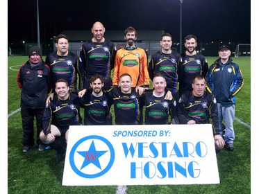 Achill Rovers Masters Team 2019/20