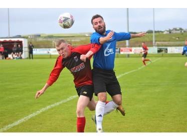 Iorras Aontaithe v Kiltimagh/Knock United - 23/08/2020
