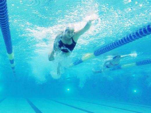 Video Swim Analysis 2nd Dec