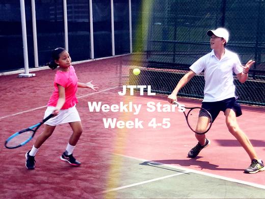JTTL Season II - Weekly Stars