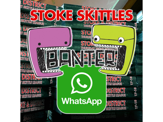 Stoke Skittles Banter - Whatsapp