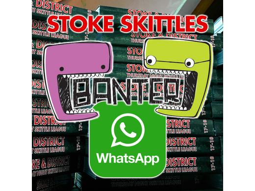Stoke Skittles Banter - Whatsapp