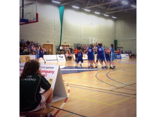 Scotland U14 Girls 65-59 Dublin U14 Girls
