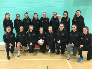 Leeds City Squad U14 2017-18