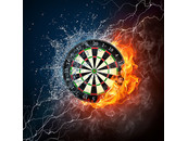 CLDL Central London Darts League - Logo