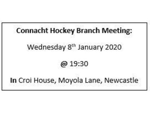 January Branch Meeting