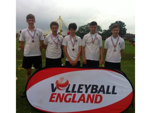 Under 16 Runners Up