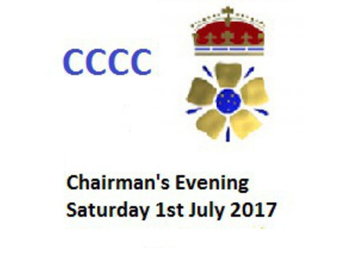 3rd Annual Chairman's Evening