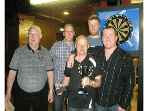 2008/9 Division Two Champions - Stoney Stanton Club
