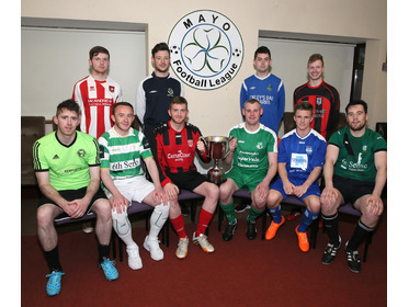 Elverys Sports Super League Players at Official Launch Night