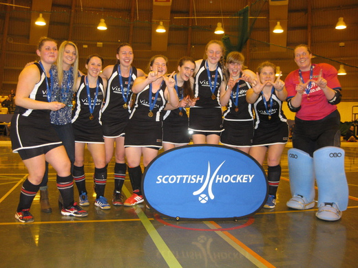 Dundee Wanderers, Scottish Champs 2015