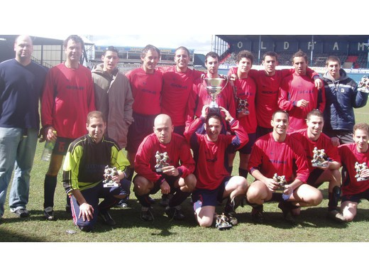 2004-05 Not Roy Rovers (Feldman Winners)