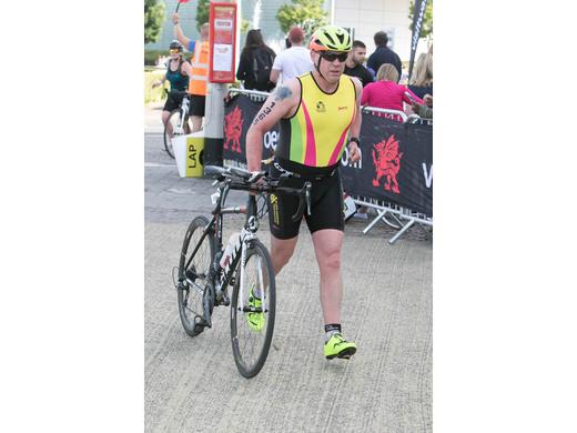 Huw Jones - Cardiff Olympic