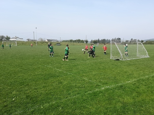 Drinagh Rangers v Bay Rovers Rebels U12 Div1A - 2019 Season