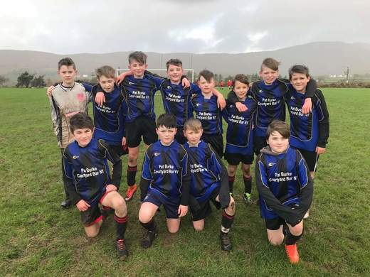 Bunratty Utd U13 - 2018 Season