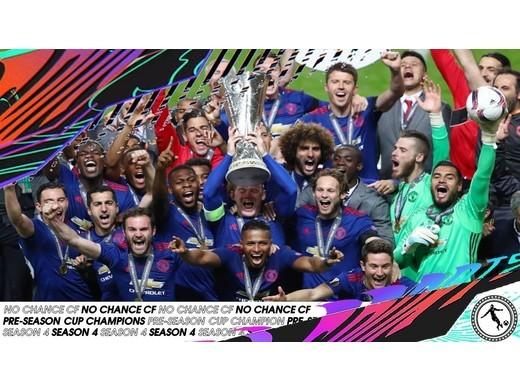 Pre Season Cup Champions